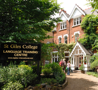 ST. GILES COLLEGES