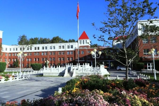 Колледж №1 Яньцин